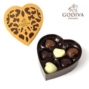 ゴディバ チョコレート GODIVA クールアイコニック 6粒 新品 バレンタイン by ワールドギフト カヴァティーナ