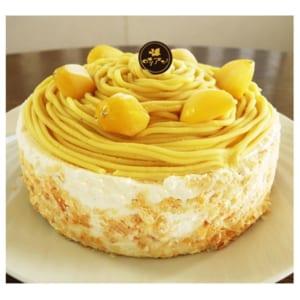 【黄色いモンブラン】