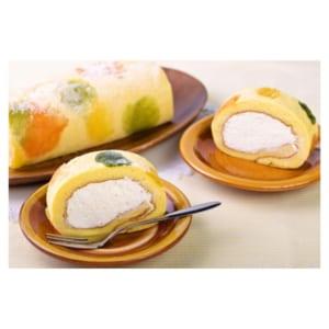 【絶品ロールケーキ!「京都 錦ろーる」】