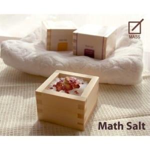 【入浴剤・Math Salt(マスソルト)】