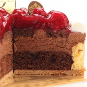 【ヴァルトベーレ木苺チョコレートケーキ】