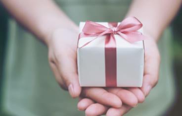プレゼント もらって 嬉しい