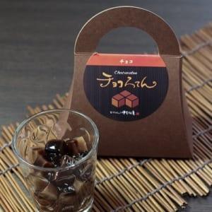 【ヘルシースイーツ】チョコろてん