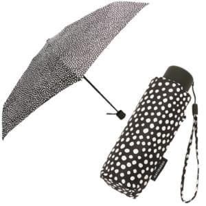 マリメッコ 傘 MARIMEKKO 038655 910 ピルプト パルプト PIRPUT PARPUT MINI MANUAL アンブレラ 折り畳み傘 BLACK/WHITE by ブランドショップAXES(日本流通自主管理協会会員)
