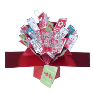 セカンドネイチャー SECOND NATURE プチポップアップカード カード クリスマス