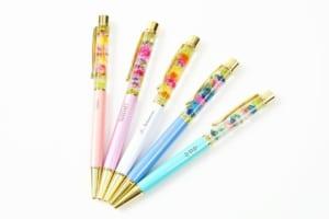 【選べるカラー】見ているだけで癒されるハーバリウムのペン