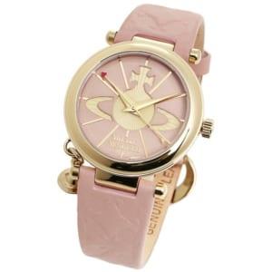 ヴィヴィアンウエストウッド Vivienne Westwood 腕時計 ヴィヴィアン 時計 ヴィヴィアンウエストウッド 腕時計 レディース Vivienne Westwood VV006PKPK オーブ2 時計/ウォッチ ピンク by ブランドショップAXES(日本流通自主管理協会会員)