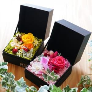 Jewelry Box/プリザーブドフラワー×アートフラワー