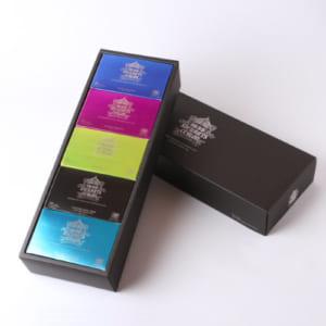 【ギフト】 George Steuart Tea ティーバッグ5種×20個 (全国送料無料) by 味とサイエンス