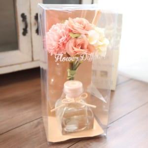 フラワーディフューザー フローラルブーケの香り 母の日 お誕生日 お見舞い by アトリエ美鈴-花とブーケの専門店-