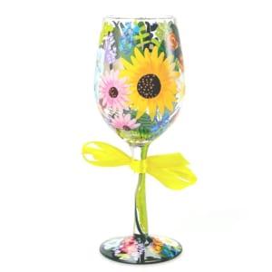 ロリータ ワイングラス