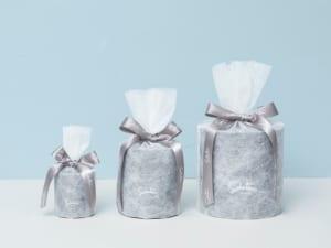 [育てるタオル] feel ホワイトラッピング フェイスタオル[カラー選択可][プレゼント・贈り物・ギフト・お歳暮・お中元・引き出物・誕生日・入学祝い・卒業祝い] by 育てるタオル