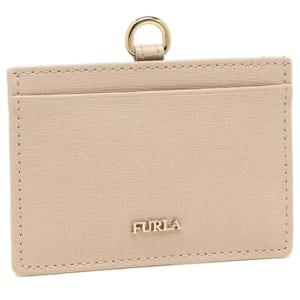 フルラ カードケース FURLA 993513 PAR4 B30 TUK LINDA S BADGE HOLDER リンダ IDケース ネックストラップ レディース 名刺入れ 無地 DALIA f by ブランドショップAXES(日本流通自主管理協会会員)