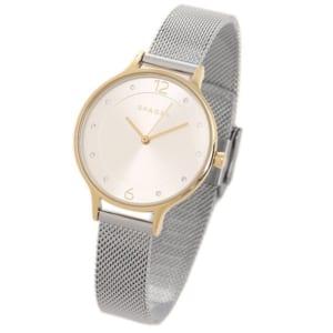 スカーゲン 時計 SKAGEN SKW2340 ANITA アニタ レディース腕時計ウォッチ シルバー/ゴールド by ブランドショップAXES(日本流通自主管理協会会員)