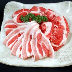 「イタリア産ホエー豚」豚しゃぶ用