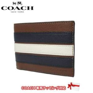 コーチ 二つ折り財布
