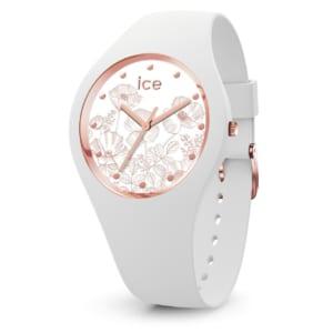 2年保証 新品 40mm ICE WATCH アイスウォッチ ICE flower アイス フラワー 腕時計 016669 Medium ミディアム メンズ レディース ユニセックス Spring white スプリングホワイト ホワイト 白 3H by 光雅晶