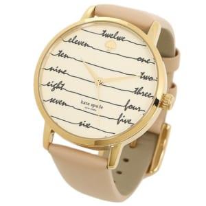 ケイトスペード メトロ腕時計