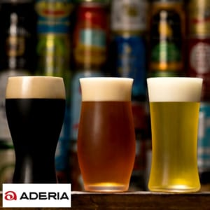 ビール好きのための ビアグラス