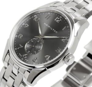 【送料無料】ハミルトン HAMILTON JAZZMASTER ジャズマスター 腕時計 メンズ クオーツ スモールセコンド 日常生活防水 h38411183 by CAMERON