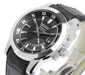 【送料無料】セイコー SEIKO プルミエ Premier キネティック 海外モデル メンズ 腕時計 カレンダー 日常生活防水 srn039p2 by CAMERON