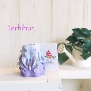 キャンドル カービング テルヒブール(Terhibur)