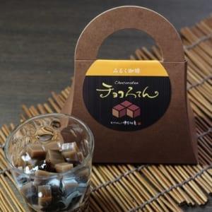 【ヘルシースイーツ】チョコろてん ローカロリーで喜ばれる和スイーツ by ところてんの伊豆河童 ギフトモール店