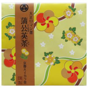 【 大正ロマン茶25選 】 ★ 蒲公英茶 (たんぽぽ茶)(2g×10パック)★たんぽぽ花柄のアンティーク柄が可愛い健康茶です★1パックで最大500mlまで頂けます。 by 元気スマイルSHOP