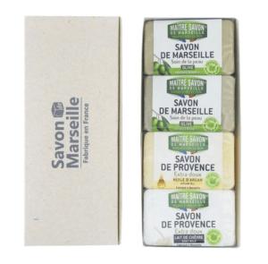 マルセイユ香りの石鹸 ギフトセレクション