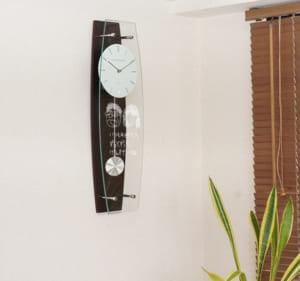 まごの絵デザインタイプ 掛け時計 振り子時計