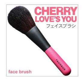 熊野化粧筆フェイスブラシ