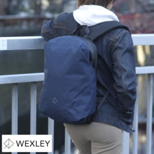 WEXLEY 防犯リュック