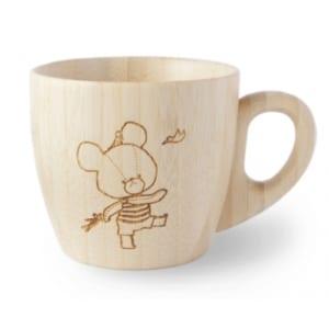 【名入れ/竹食器】ジャッキーマグ