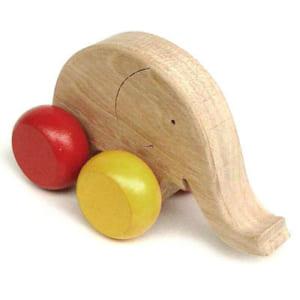 安心おもちゃ はなたれ小象