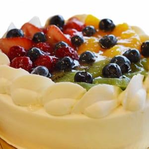 誕生日ケーキ 5号サイズ