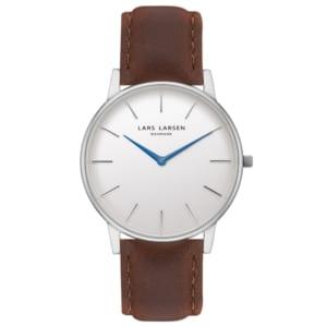 正規品 LARS LARSEN ラースラーセン LL147SWBL LW47シリーズ 腕時計