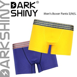 DARK SHINY ダークシャイニー 男性用 メンズ ボクサーパンツ 下着 darkshiny12 by CAMERON