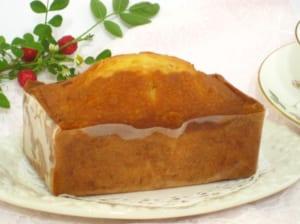 無添加オレンジケーキ[パウンドケーキ][おやつ][デザート] by 田園Sweetsアンジェリーナ