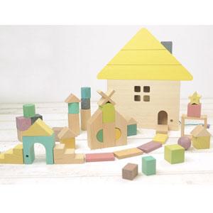gg* tsumiki (積み木 つみき 積木)木のおもちゃ(知育玩具)
