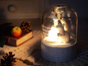 【名入れ】アロマランプ [ウサギ・ネコ・リス] 記念日や誕生日などの特別な日の贈り物に by スマートギフト