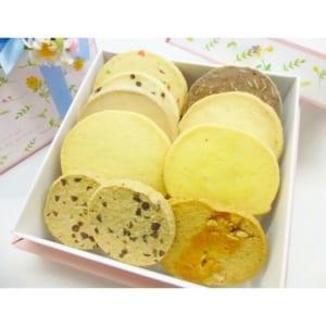 手作りクッキーの美味しさ●野に咲く花のような手作り恋クッキー(ホワイトデー)(母の日)「プレゼント」「お土産」【誕生日】 by ロリアン洋菓子店