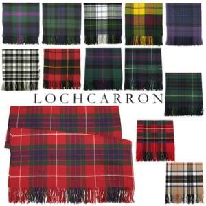 LOCHCARRON ロキャロン ストール/マフラー