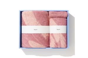 タオル ギフト 3枚セット 【フラミンゴ】 by タオルショップ hug you(ハグユー)