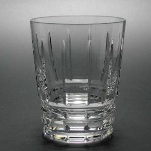 【バカラ名入れ】バカラ アルルカン タンブラー038 バカラロックグラス by フローレンス芦屋