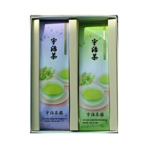 宇治茶セット 玉露雁ヶ音と煎茶玄米茶