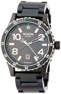 2年保証 新品 NIXON ニクソン DIPLOMATSS ディプロマット 腕時計 A2771421 A277-1421 メンズ ブラック by 光雅晶
