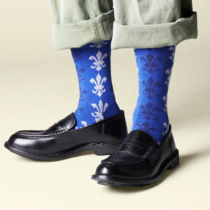 「London Shoe Make THE SOCKS」No,417902 騎士団/knights