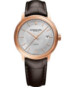 正規品 RAYMOND WEIL レイモンドウェイル 2237-PC5-65001 マエストロ オートマチック デイト 腕時計 by 時計館