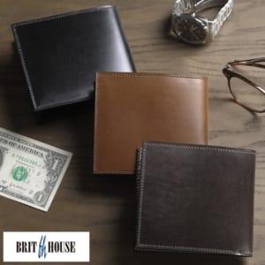 ブリットハウス フルコードバン二つ折り財布