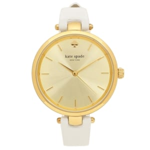 ケイトスペード 時計 KATE SPADE KSW1117 HOLLAND ホーランド レディース腕時計ウォッチ ホワイト/イエローゴールド by ブランドショップAXES(日本流通自主管理協会会員)